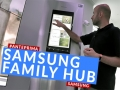 Samsung Family Hub: fare la spesa direttamente dal frigo