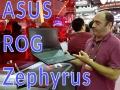 """ASUS ROG Zephyrus: il portatile gaming che """"si alza"""""""