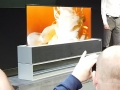 LG OLED TV 8K 65 R: il primo televisore avvolgibile