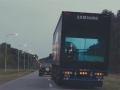 I camion trasparenti di Samsung renderanno le strade più sicure