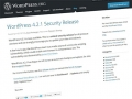 Vulnerabilit� 0-Day in WordPress: grave ma gi� risolta