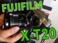 Fujifilm X-T20: piccola ma completa