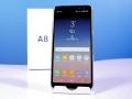 Samsung Galaxy A8 recensione: che display!