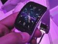 Samsung Gear S: lo smartwatch di terza generazione dal vivo