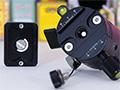 Genesis IR-55QR: testa a rotazioni prefissate per fotografia panoramica