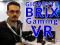 Gigabyte Brix Gaming VR: grande come una bottiglia d'acqua, ma con una GTX 1060 dentro