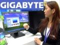 Gigabyte: il touchscreen che vede le dita