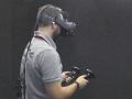 HTC Vive, la realtà virtuale allo stato dell'arte