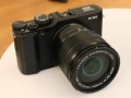 Fujifilm X-M1: ecco dal vivo la mirrorless Fuji pi� accessibile