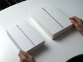Unboxing: iPad Air 2 e iPad mini 3