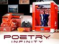Ira3D Poetry Infinity, nuova e più veloce: eccola dal vivo