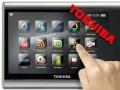 Toshiba JournE touch per il multimedia