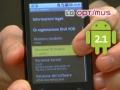 LG Optimus GT: ora con Android 2.1