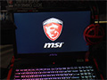 Notebook gaming MSI con GPU NVIDIA GeForce GTX 10