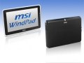 MSI Windpad 100 W: tablet con Windows 7