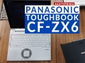 Panasonic Toughbook CF-XZ6: 2-in-1 business