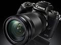 Canon EOS M5: eccola dal vivo a Photokina 2016