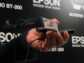 Epson Moverio BT-200: dal vivo gli smart glass