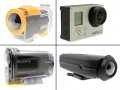 Action Camera a confronto: GoPro, Drift, Midland e Sony