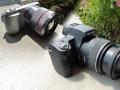 Sony NEX-C3 e A35: compattezza e velocità