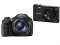Sony Cyber-shot WX300 e HX300, superzoom compatte