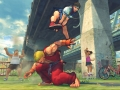 Ecco Street Fighter IV