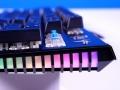 iTek Taurus X30: switch blu e retroilluminazione RGB