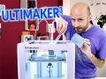 Ultimaker 3: ecco la stampante con doppio estrusore basculante