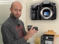 Sony Alpha A77: unboxing in redazione