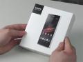 Sony Xperia Z, unboxing e prima accensione in redazione