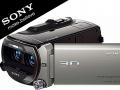 Due ottiche e doppio sensore per la videocamera 3D di casa Sony