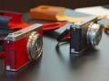 Fujifilm XF1: compatta con finiture in pelle e qualità X