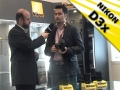 Nikon D3x: Full Frame top di gamma
