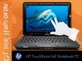 HP Touchsmart tx2: primo contatto