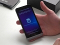 BlackBerry Z30: unboxing in redazione