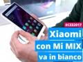 Xiaomi Mix in versione bianca: eccolo dal vivo